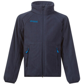 Bergans Bolga Jacket Kids Navy